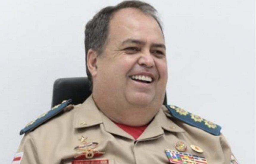 [Coronel Adson Marschesini assume comando-geral do Corpo de Bombeiros Militares da Bahia]
