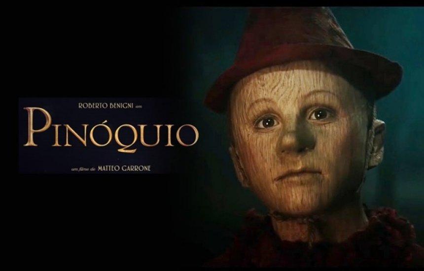 Pinóquio é estreia da semana no cinema
