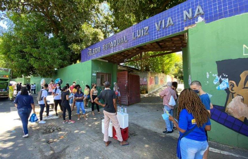 [Segundo dia de provas do Enem 2020 na Bahia tem abstenção de 53,7%, aponta Inep]