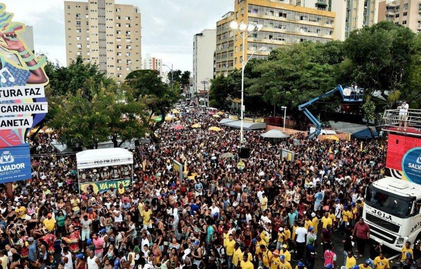 [Governo do Estado e Prefeitura de Salvador decide suspender ponto facultativo do Carnaval]