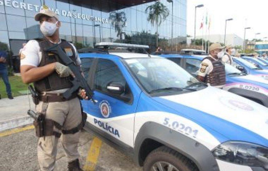 [Após mudança na cúpula da SSP-BA, governo altera comandos nas polícias Civil e Militar]