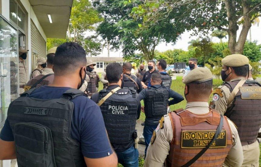 [Suspeito de liderar facção criminosa é morto em confronto com a polícia no Recôncavo Baiano]