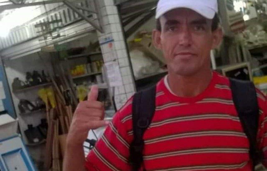 [Morador do bairro Santo Antônio está desaparecido]