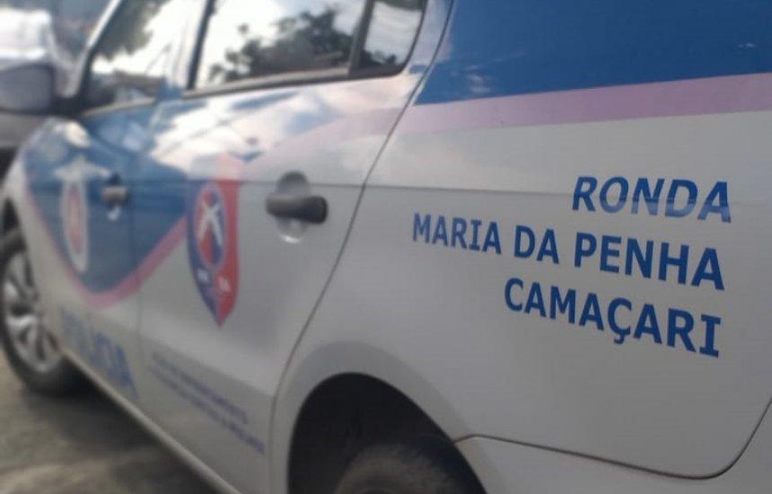 Nova Vitória: homem é conduzido à delegacia após agredir companheira