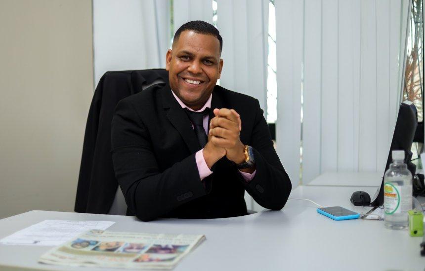 [Em sua primeira indicação como Vereador eleito de Camaçari, Dudu do Povo propõe a construção do Hospital Público Municipal]