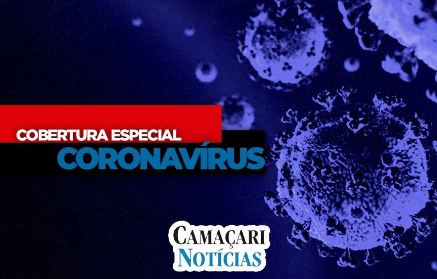 [Coronavírus: 279 casos são confirmados em Camaçari nas últimas 24h]