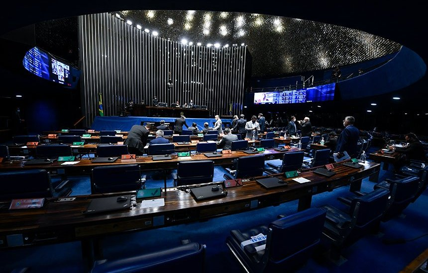 [Senado vota na terça MP que facilita compra de vacinas contra coronavírus]