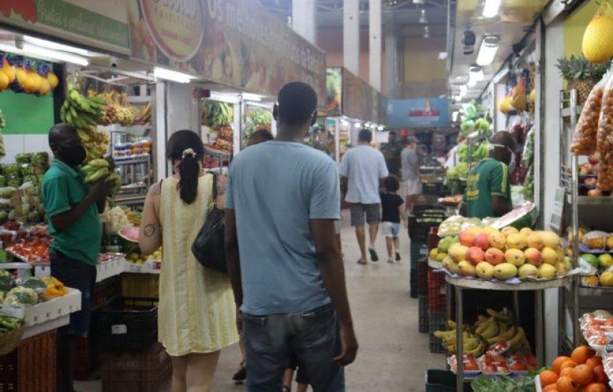 Decreto prorroga alteração no funcionamento no Ceasa e mercados do Estado por mais 48 horas