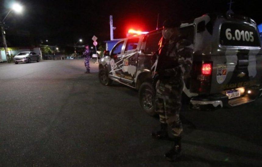 [Polícia flagra situações de descumprimento do decreto e autua 31 pessoas na Bahia]