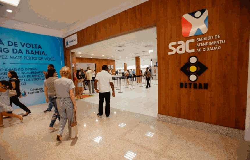 Posto do SAC permanece fechado para atendimento ao público até sábado (13)
