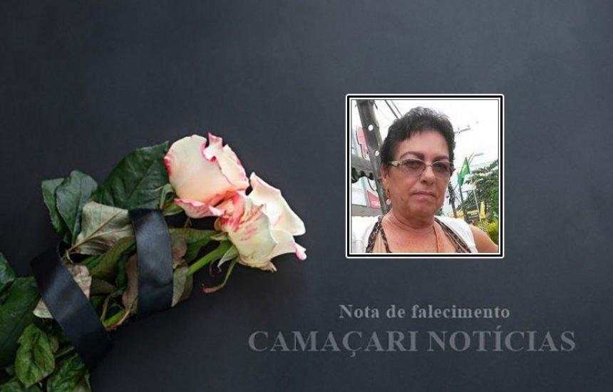 [Familiares e amigos dão o último adeus para Sônia Maria, vítima da Covid-19]