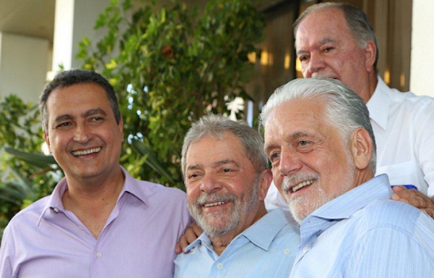 [Wagner e Rui Costa estão na lista de conselheiros de Lula para campanha de 2022]