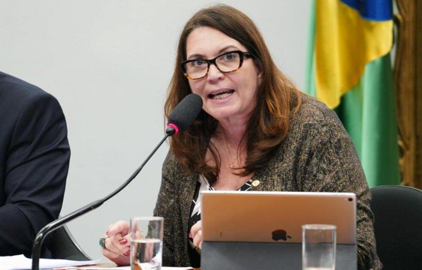 [PT e PSOL exigem cassação do mandato de Bia Kicis por incitar motim na Bahia]