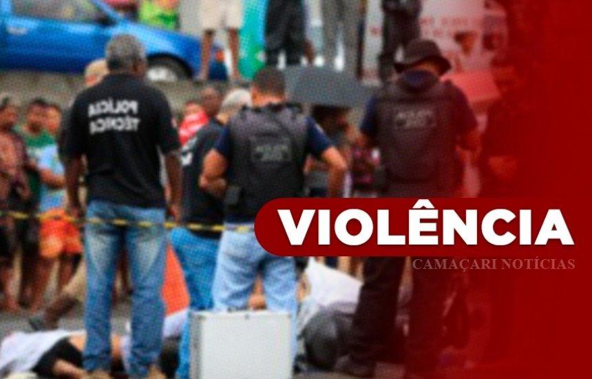 [Polícia registra homicídio no Camaçari de Dentro]