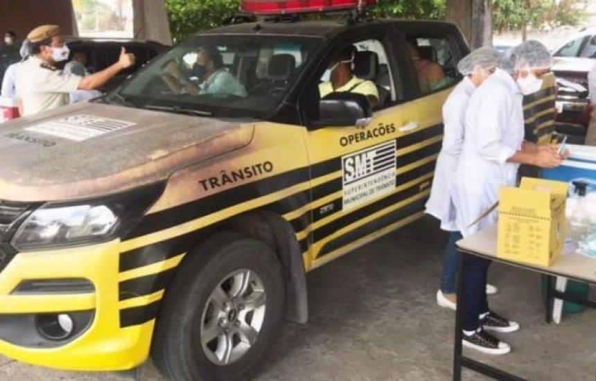 [Vacinação em Feira de Santana não é bom exemplo para a Bahia, diz secretário estadual da Saúde]