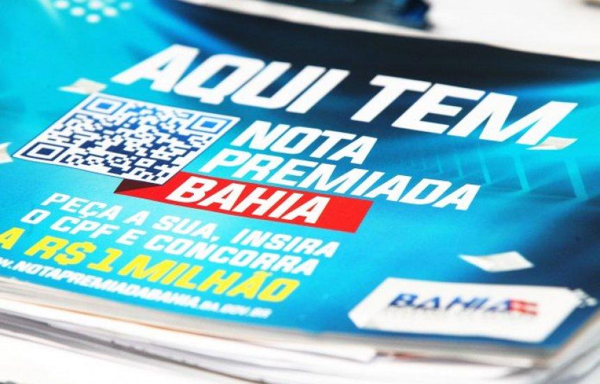 [Compras até 31 de maio valem para prêmio de R$ 1 milhão da Nota Premiada Bahia]