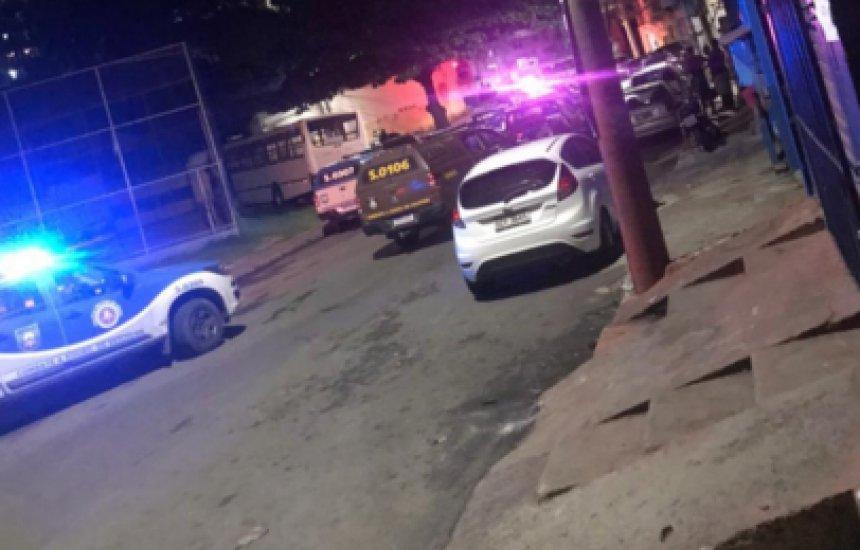 [Policial civil é morto após tentativa de assalto no bairro de Santa Mônica]