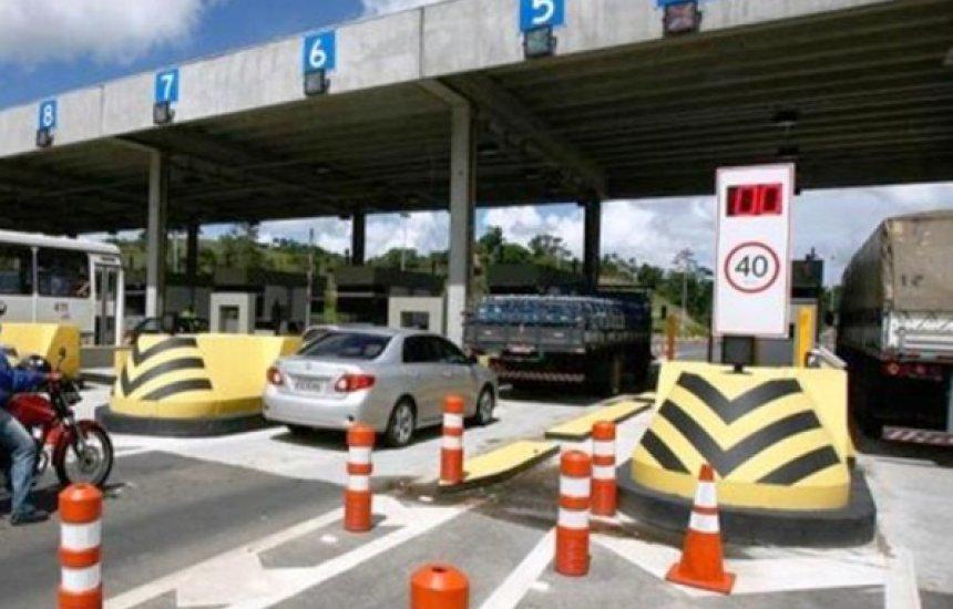[Proposta prevê distância mínima na instalação de pedágios em rodovias]