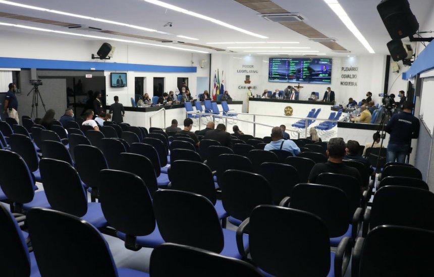 [Solicitação da revitalização da Fonte da Barrica e praça da Lama Preta são destaques em sessão da Câmara]