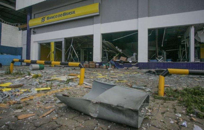 [Ataques a bancos na Bahia aumentam mais de 400% no período de janeiro a abril]