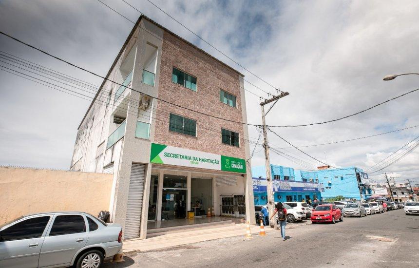 Secretaria de Habitação retoma atendimento ao público de Camaçari