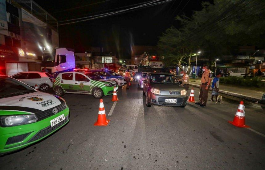 Governo da Bahia prorroga toque de recolher até 26 de abril