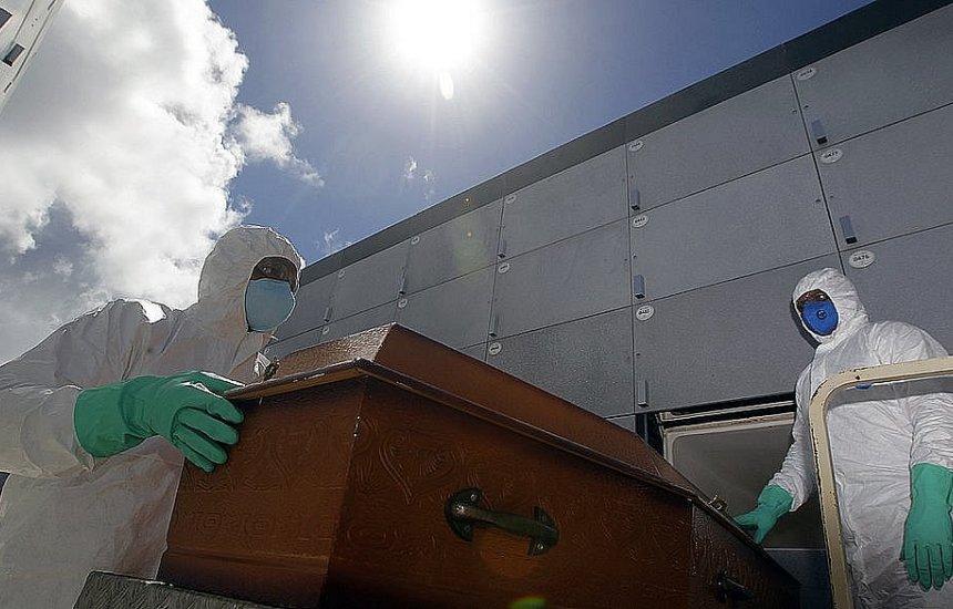 [Brasil já lidera em mortes por milhão causadas pelo coronavírus nas Américas]