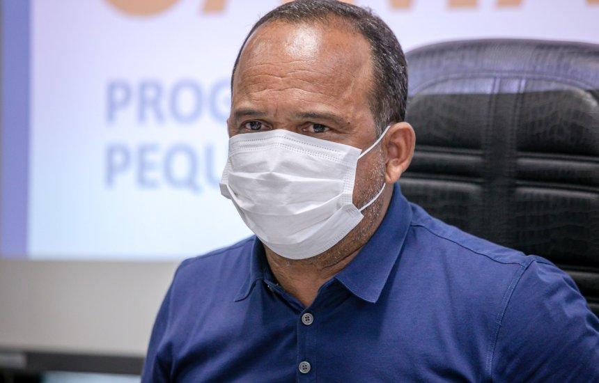 [Elinaldo destaca ações voltadas para o enfrentamento à Covid-19 nos 100 dias de gestão]