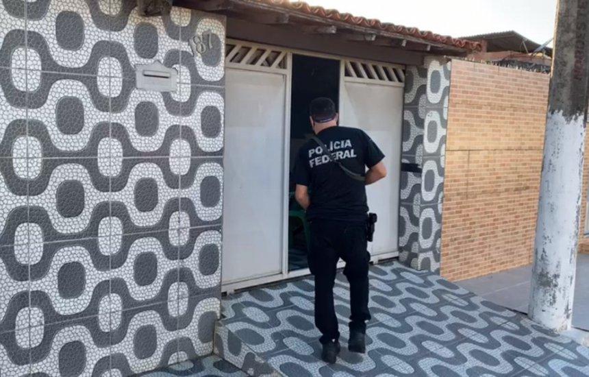 [Operação da PF contra fraudes a benefícios previdenciários cumpre mandados em Dias D'Ávila]