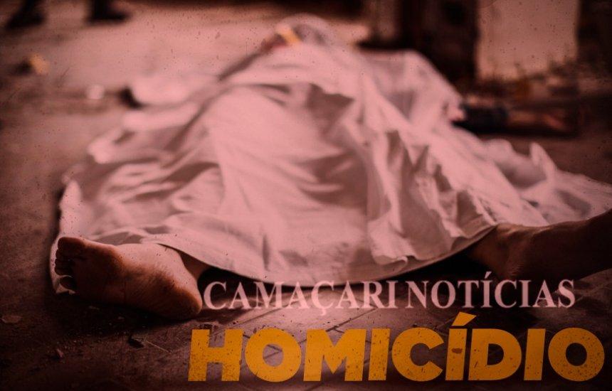 [Polícia registra homicídio de adolescente em Camaçari]