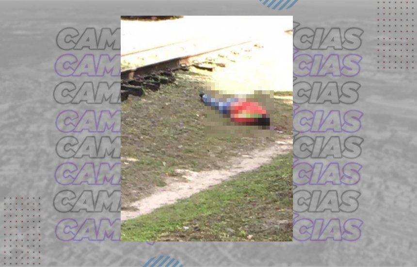 [Homem é assassinado com vários tiros em Camaçari]