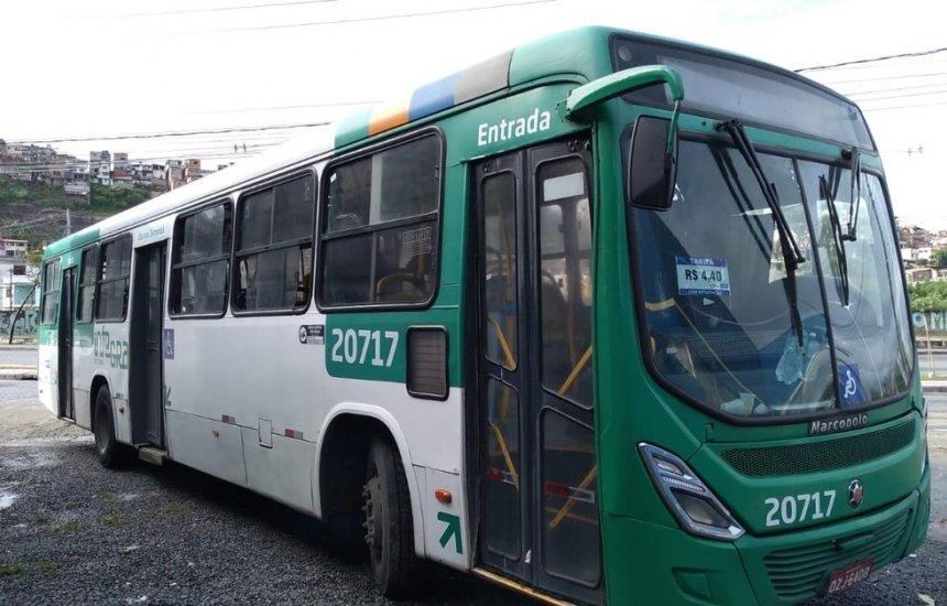 [Homens armados se passam por passageiros e assaltam ônibus em Salvador: 'Situação foi feia', diz rodoviário]