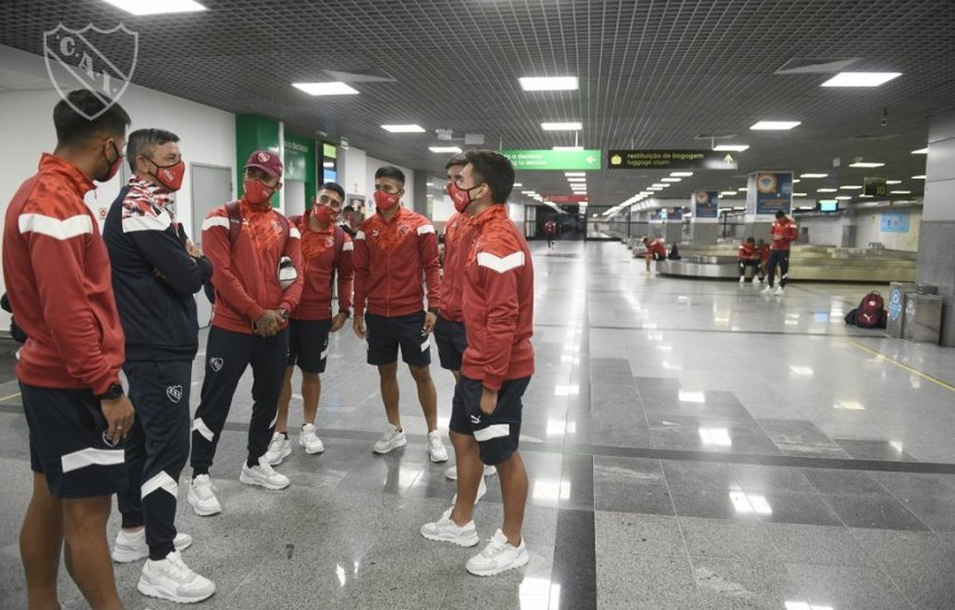 [Após adiamento, Conmebol volta atrás e confirma partida entre Bahia e Independiente para hoje]