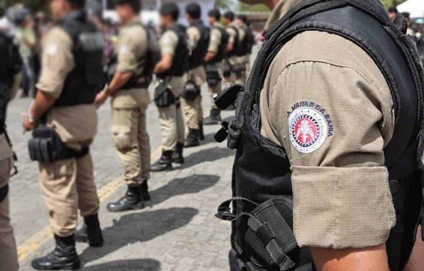 [Policial militar é baleado durante troca de tiros em Salvador]