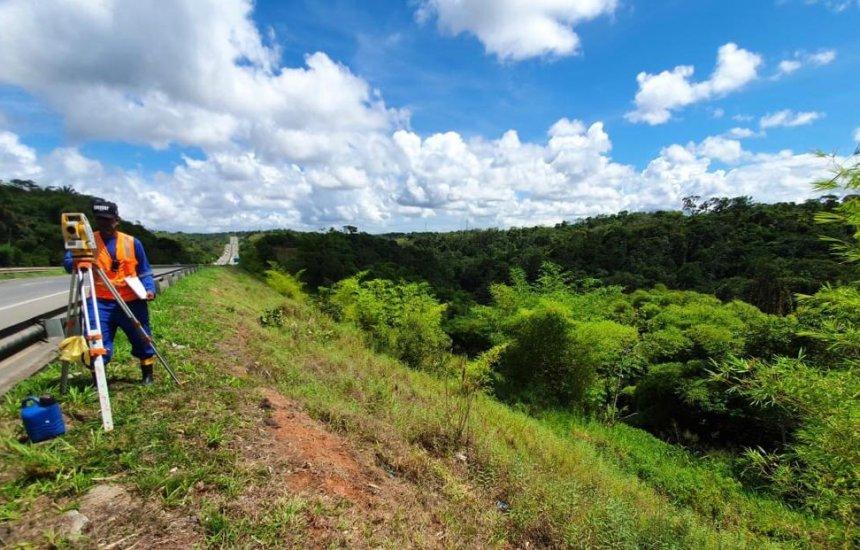 [Bahia Norte informa operações de manutenção nas rodovias do Sistema BA-093]