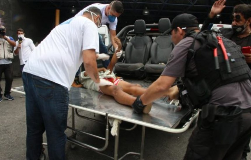 [RJ: Operação no Jacarezinho deixa 25 mortos após intenso tiroteio]