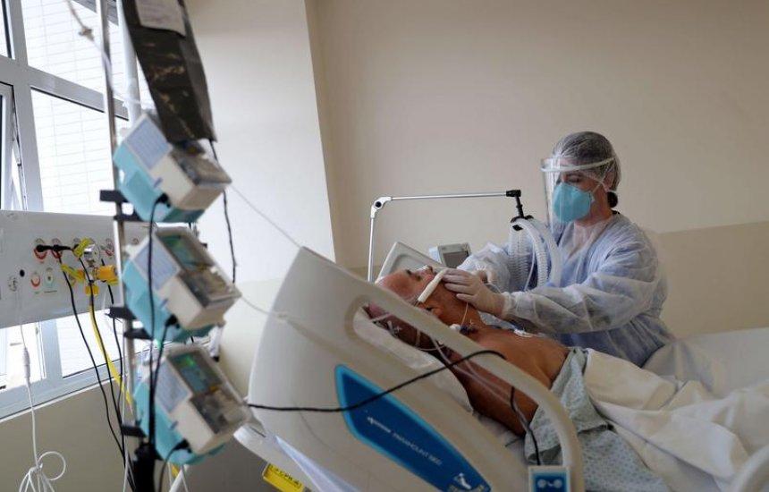 [Bahia volta a atingir 80% de ocupação de UTI adulto para pacientes com Covid-19]