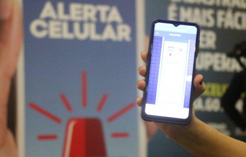 [SSP lança serviço que permite devolução mais rápida de celulares furtados ou roubados]