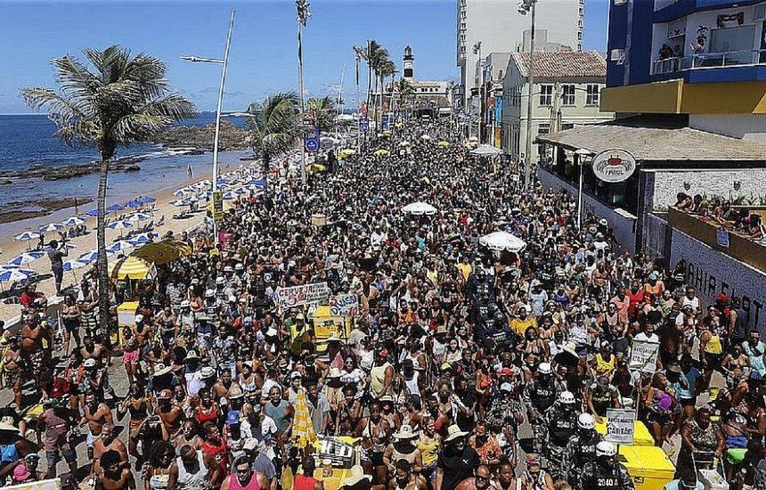 [Governo do Estado acredita que Carnaval de Salvador em 2022 é viável]