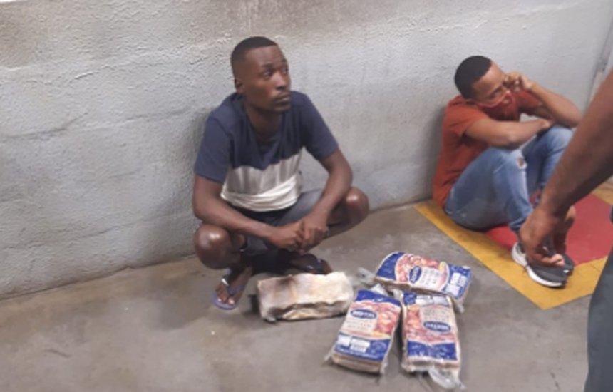 [Polícia prende mais um suspeito de atuar nas mortes de tio e sobrinho após furto de carne]