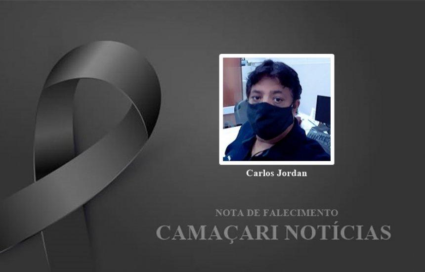 [Nota de Pesar: familiares se despedem de Carlos, vítima da Covid-19]