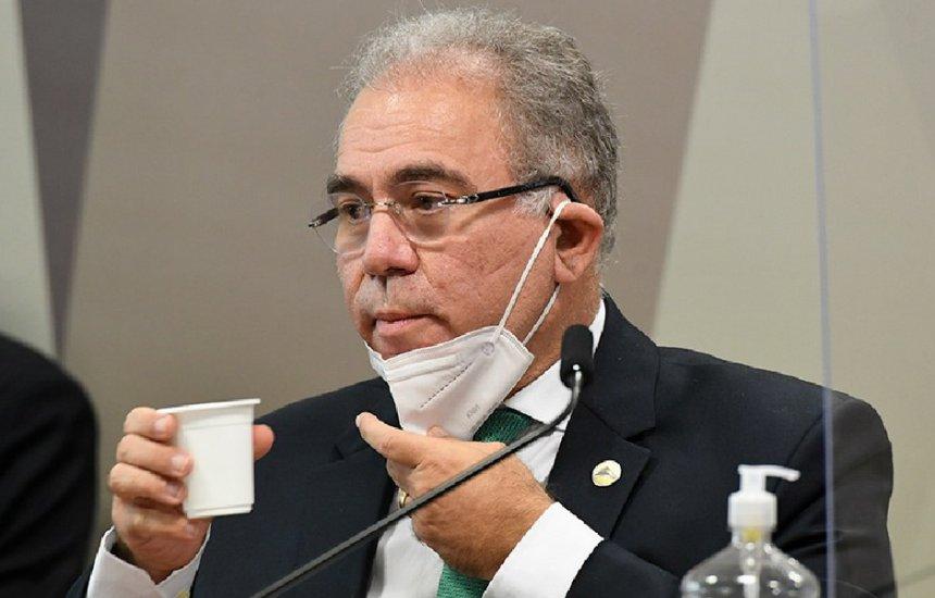 [CPI ouve ministro Marcelo Queiroga pela segunda vez; assista]