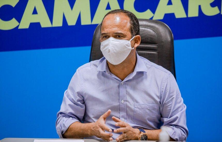 [Prefeito Elinaldo solicita à ALBA renovação do estado de calamidade em Camaçari]