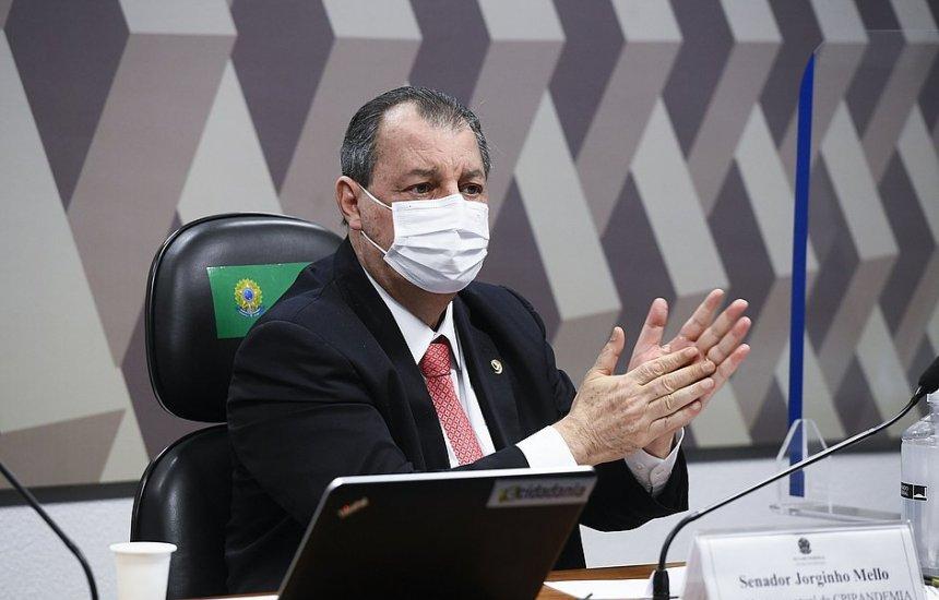 [Senado vai recorrer da decisão de Rosa Weber sobre governador do AM, diz Aziz]