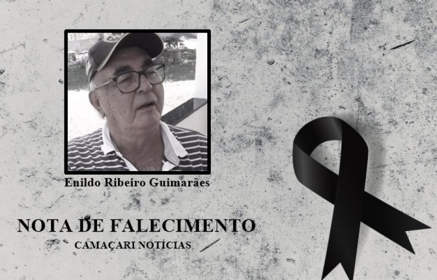 [Nota de falecimento: morre Enildo Guimarães da Brasilgás]