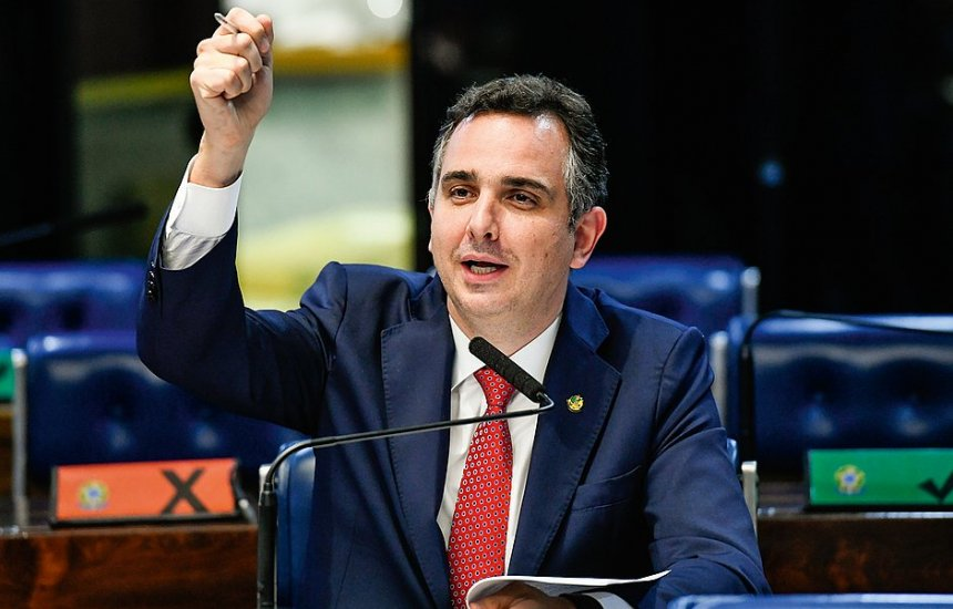 [Rodrigo Pacheco admite ser 'possível' voto impresso em 2022]