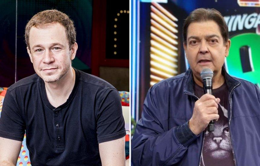 [Tiago Leifert substitui Faustão nas tardes de domingo da Globo até estreia de projeto com Luciano Huck]