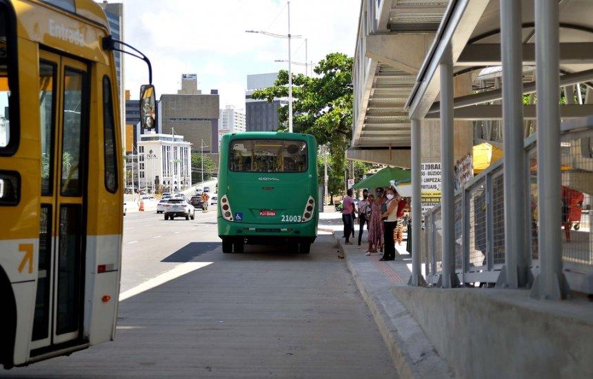 [Transporte municipal de Salvador tem horário especial por causa do toque de recolher e feriado de São João]