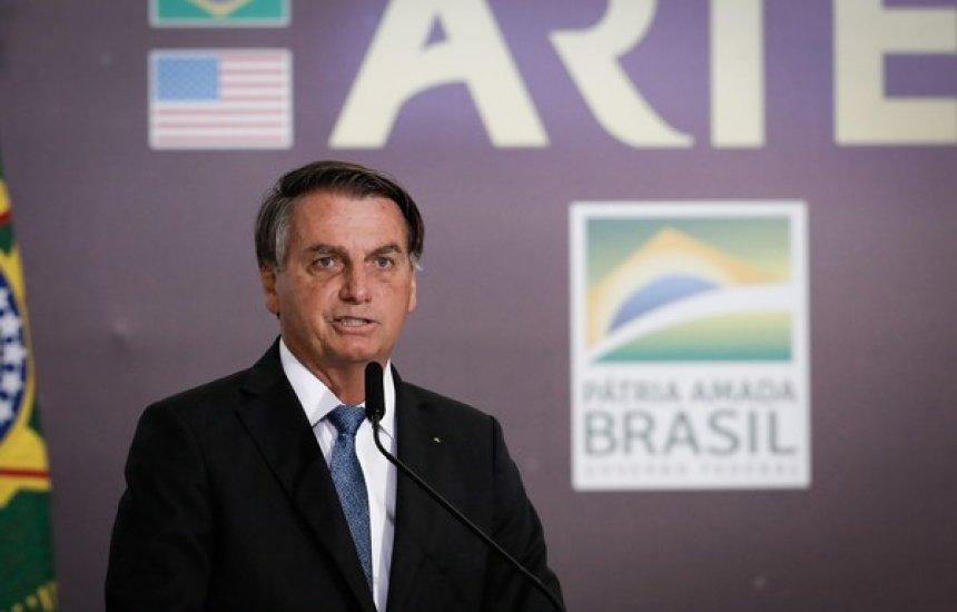 [Bolsonaro reafirma que a intenção é aumentar em 50% o Bolsa-Família]