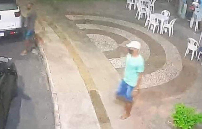 [Homens promovem arrastão no Itaigara; suspeitos teriam sido liberados em audiência de custódia]